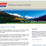 Alliance Group announces huge loss