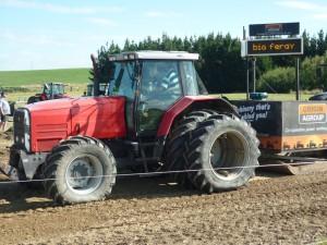 big ferg tractor